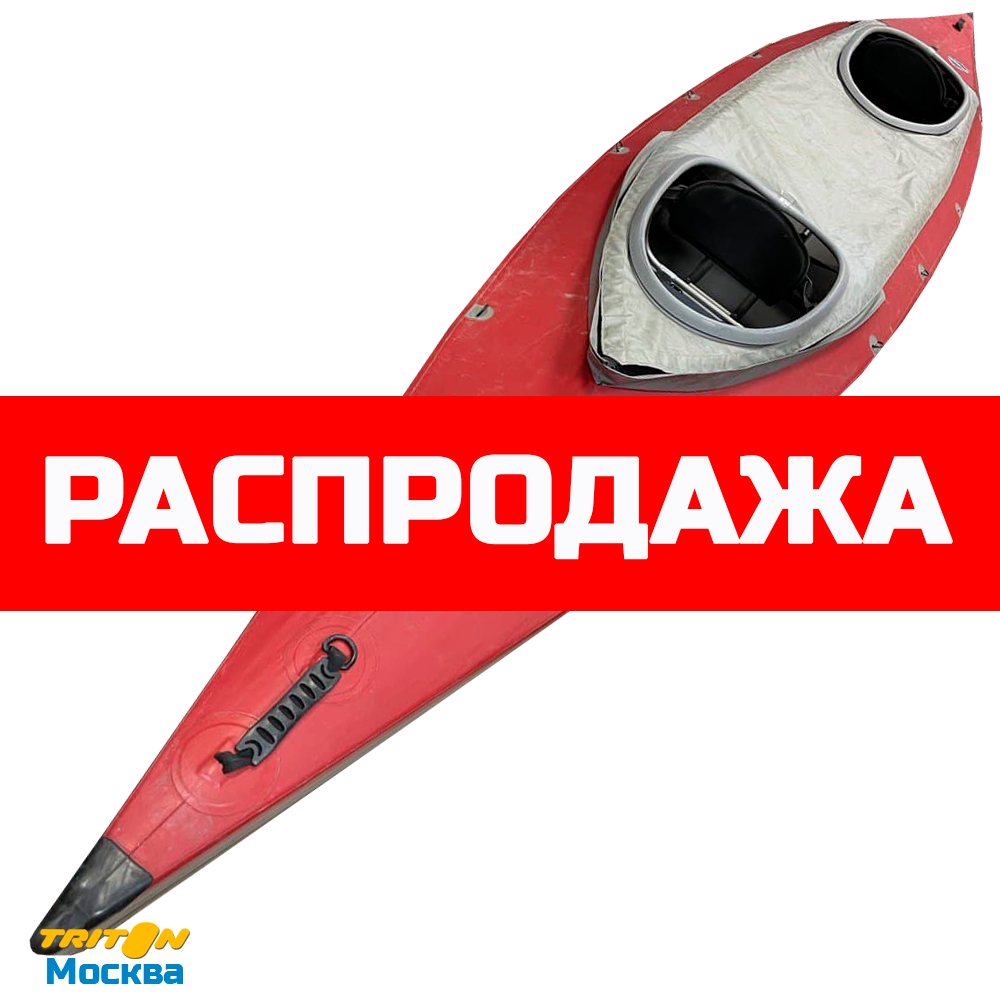 "Байдарка ""Нева 2"" №9 (прокатная) б/у"