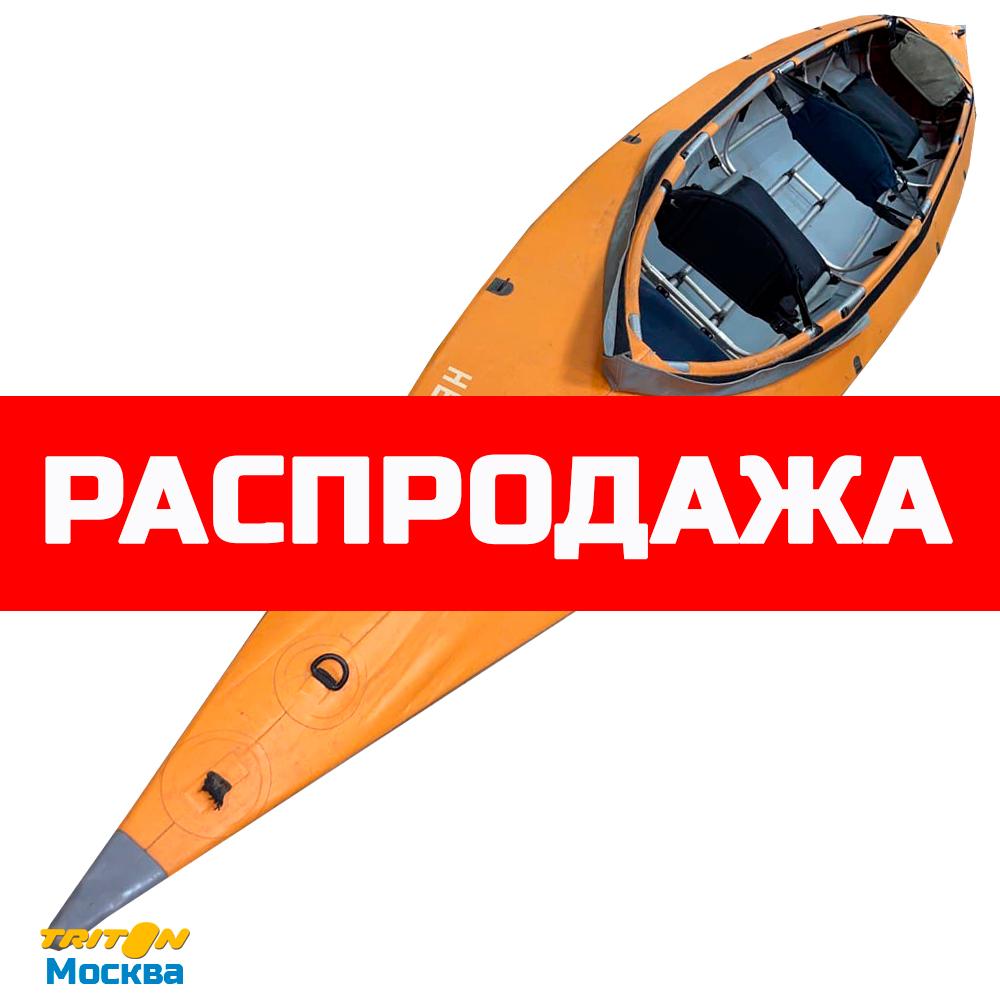 "Байдарка ""Нева 3"" №17 (прокатная) б/у"