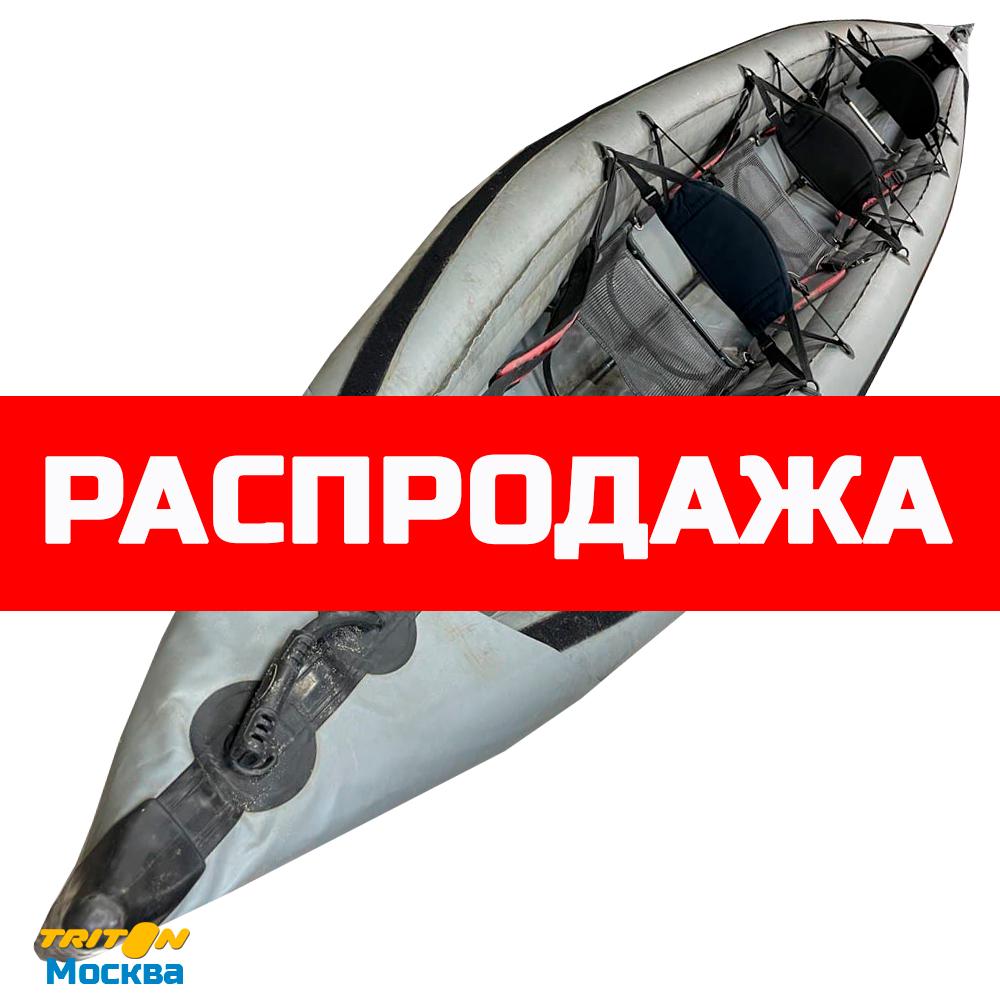 "Байдарка ""Шуя +"" №12 (прокатная) б/у"