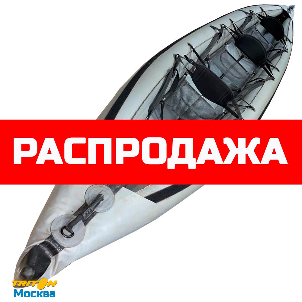"Байдарка ""Шуя +"" №15  (прокатная) б/у"