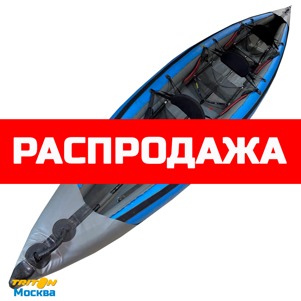 "Байдарка ""Шуя 3"" №4 (прокатная) б/у"