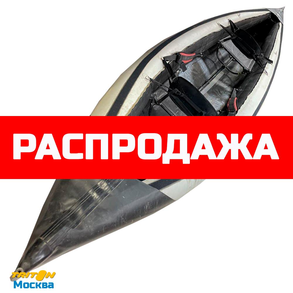 "Байдарка ""Шуя 2"" №5 (прокатная) б/у"