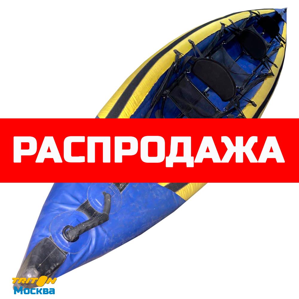 "Байдарка ""Шуя 3"" №6 (прокатная) б/у"