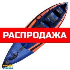 "Байдарка ""ШУЯ 3"" №1 (прокатная) б/у"
