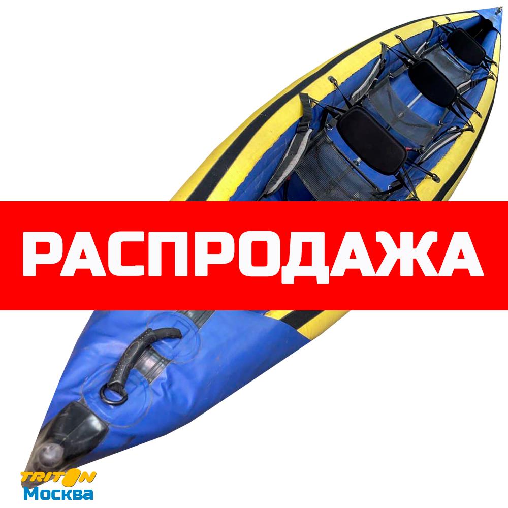 "Байдарка ""Шуя 3"" №8 (прокатная) б/у"