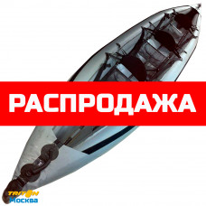 "Байдарка ""Шуя +"" №3 (прокатная) б/у"